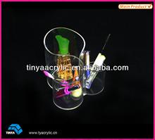 Hot, Acrylic Brushes Display Organizer