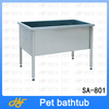 dog grooming bathtub SA-801