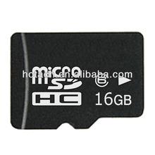 OEM brand microsd 16gb custom sound greeting card