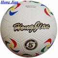 Tamaño de pelotas de fútbol 5