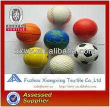 customized hot sell basketball antistress ball