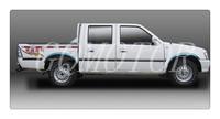 Foton diesel engine Tunland pickup/4x2/LHD