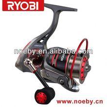 NOEBY Aluminum spool spinning fishing reel pen fishing reels
