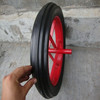 15 inch Solid Rubber Wheel