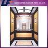 Mirror Stainless Steel Elevator Cabin