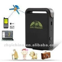 Aliexpress GPS Valuables Tracking GSM/ GPRS enabled gps tracking device TK-102B with record data logging function