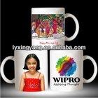 LFZ -01 ceramics mugs factory,colour changing mug , sublimation cup