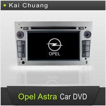 Opel Astra Car GPS Navigation 2 din Car DVD with 6.2inch Touch Screen