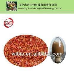 Herb Medicine,Organic Safflower Extract, Total Isoflavones 2.0%