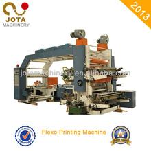 High Tech 2 Color Flexographic Printing Machine