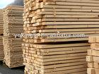 100% solid wood pine lumber