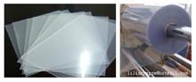 100 micron super transparent PET film for window decoration or inkjet media usage