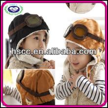 New Korean Design Children Earflap Hat Crochet Pattern Products