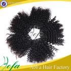 2013 chamring hair brazilian human hair afro kinky curly