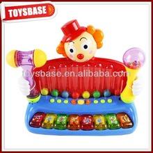 Electronic organ cheap priced toys