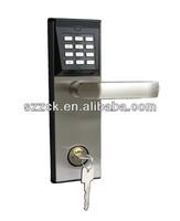 waterproof hotel digital lock password safe locker electronic door lock