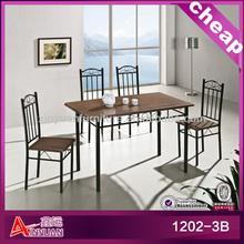 panel Hong Kong antique white dining set
