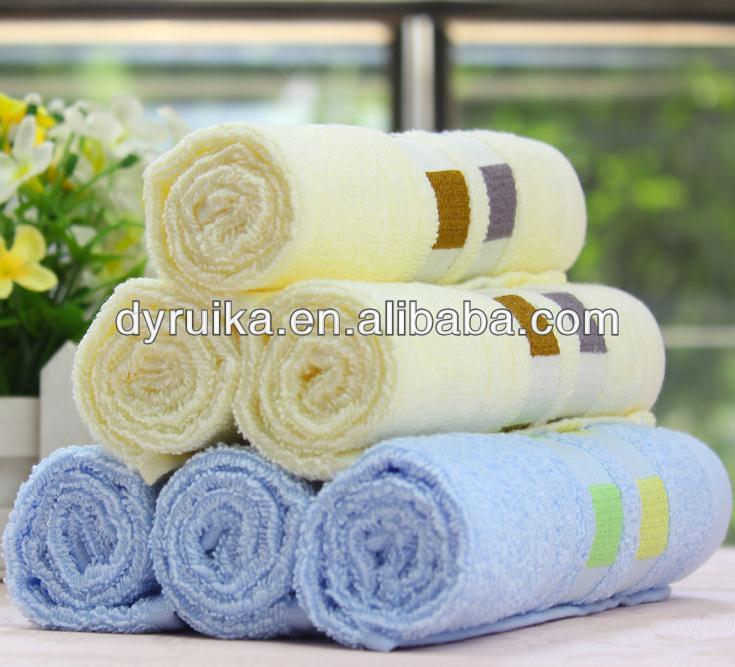 High Quality premium Organic cotton towels