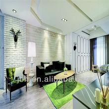 24 x 24 blanc de piedra caliza de pisos y azulejo de la pared