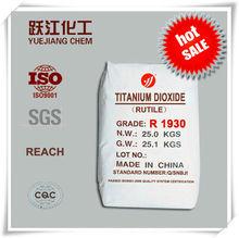 inpure huntsman tr-92 titanium dioxide rutile r1930 hot latex coats