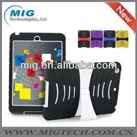 for ipad mini case with stand, Robot Design Hard case for ipad mini