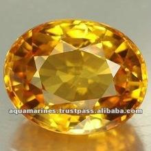 Brilliant Sri Lanka Gems Yellow Sapphire