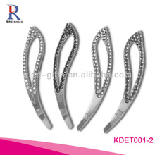 Wholesale Custom Logo Crystal What Are The Best Tweezers For Promotional Gift