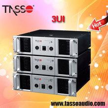 China KTV pro amplifier crown audio pa power amplifier