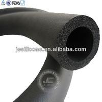 Heat resist silicone foam tube