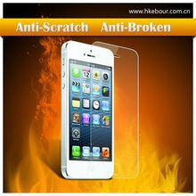 Organic glass protector for iphone 4 Anti-Scratch Anti-Broken