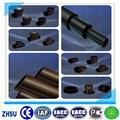 Popular personalizado a tope- fusión tubo de polietileno de alta densidad de montaje