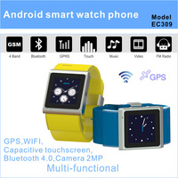 2013 The Hottest 3G smart Watch Phone With WIFI