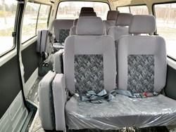 RHD Foton view commerical bus(Foton view)/minibus/van