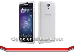 New Original Lenovo S890 MTK6577 Dual Core 5.0 inch QHD Screen Android 4.0 8.0Mp Camera Dual SIM Card 3G Wifi Bluetooth Android