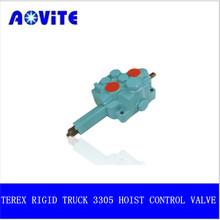 TEREX RIGID TRUCK 3305 HOIST CONTROL AVLVE 09264847/48 OEM