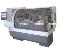 ck6140a torno cnc metal afición de perfiles de metal torno