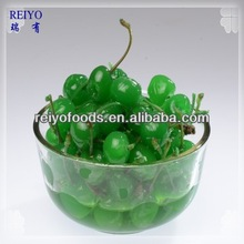 4250ml canned black cherry fruit natural in heavy syrup in China tins