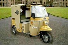 TEZ Raftar CNG Rickshaw
