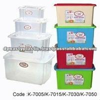 Airtight COLOR Plastic Food Grade Container