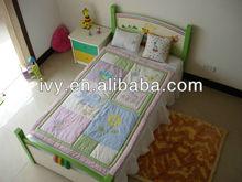 embroidery children quilt for children