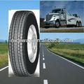 Qingdao neumáticos usados de camiones para la venta de exportación 315/80r22.5