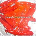 Clientes acogió con beneplácito oferta de la fábrica en escabeche caliente de chile rojo chile pimiento picante