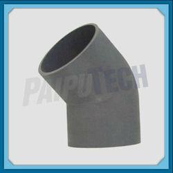Plastic Pipe Fitting UPVC/PVC-U/PVC 45 Degree Elbow for Water Supplying