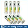 OEM battery Ni-MH battery 2800mah AA battery rechargeable 1.2V AA battery