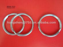 30mm metal split key ring