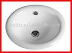 Bathroom sink small countertop basin 18 inch L-255
