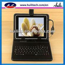 Popular Bluetooth Keyboard Case for New ipad ipad 3 ipad 4