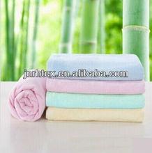 Thin Bamboo Towel Fabric Baths