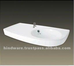 corner hand wash basin