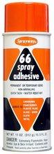 Spray Adhesive #66 Multi Purpose Glue